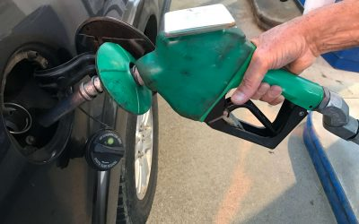 Prayer at the Gas Pump